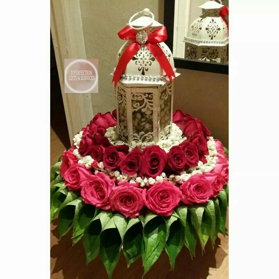 Malay Wedding Food: Marriage Decoration, Lanterns Decor