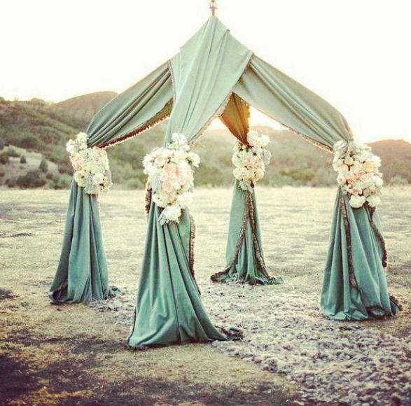 Pinterest beach weddings beach wedding setup pictures for Beach wedding bridesmaid dresses pinterest