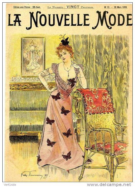 victorian Scrape designs