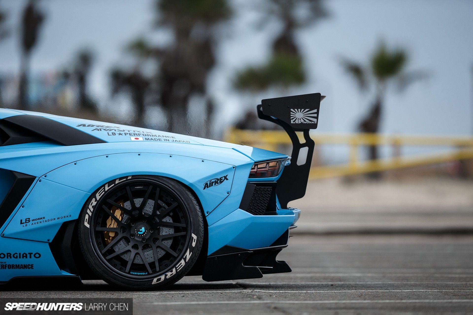#cars, #Lamborghini, #Lamborghini Aventador, #Aventador, #LB Works, #Liberty Walk, #blue   Wallpaper No. 139891 - wallhaven.cc