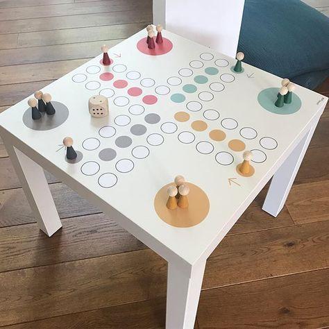 Uhrzeit lernen - IKEA Hacks für Kinder mit kostenloser Bastelvorlage