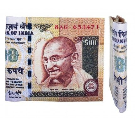 Rs 500 Rupees Wallet 2 Birthday Reurn Gifts Ideas Pinterest