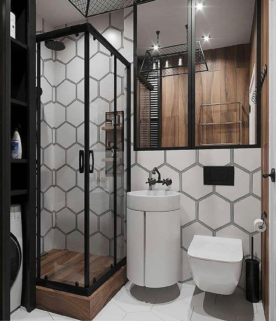Small Bathroom Trends 2020 Photos And Videos Of Small Bathroom 2020 Small Bathroom Trends Bathroom Trends Bathroom Design Trends