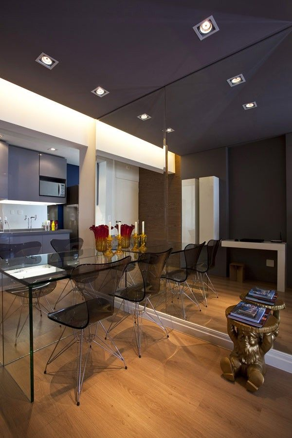 Aménagement intérieur de petit appartement en 31 photos Room