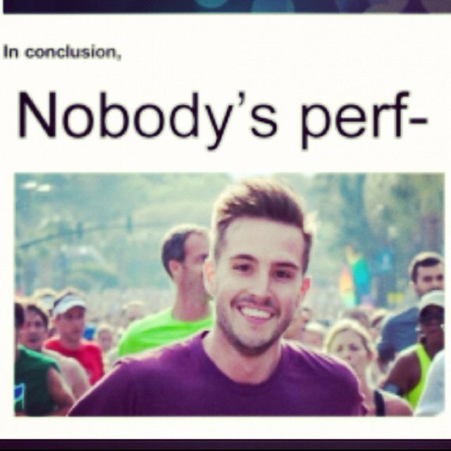 Nobody S Perfect Wait Never Mind Nobodys Perfect Memes Funny