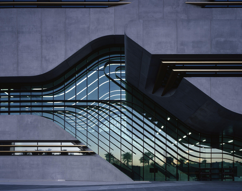 Architects Zaha Hadid Architects Location Montpellier France