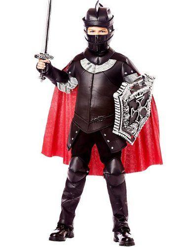 Renaissance Demon Knight Boys Child Costume