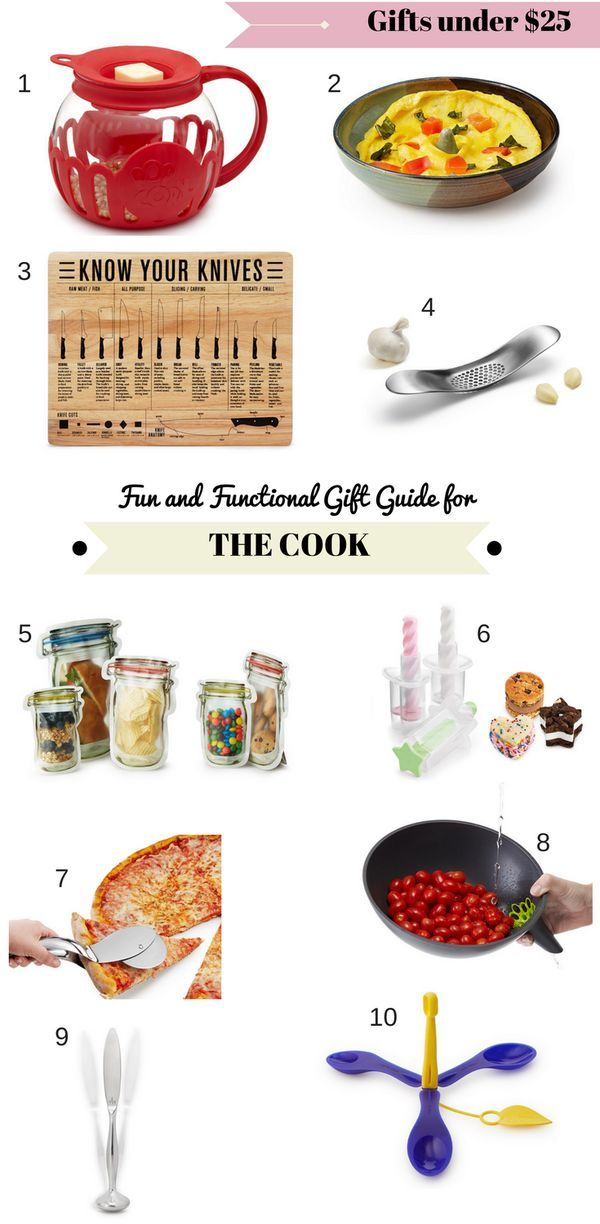 Gifts For The Kitchen Under 25