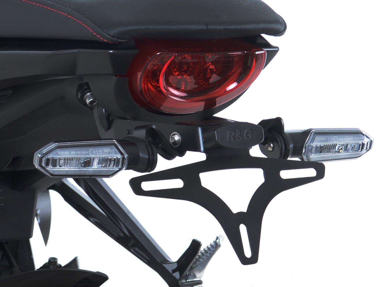 License Plate Holder Tail Tidy Fender Eliminator Kit For Suzuki Yamaha BMW KTM