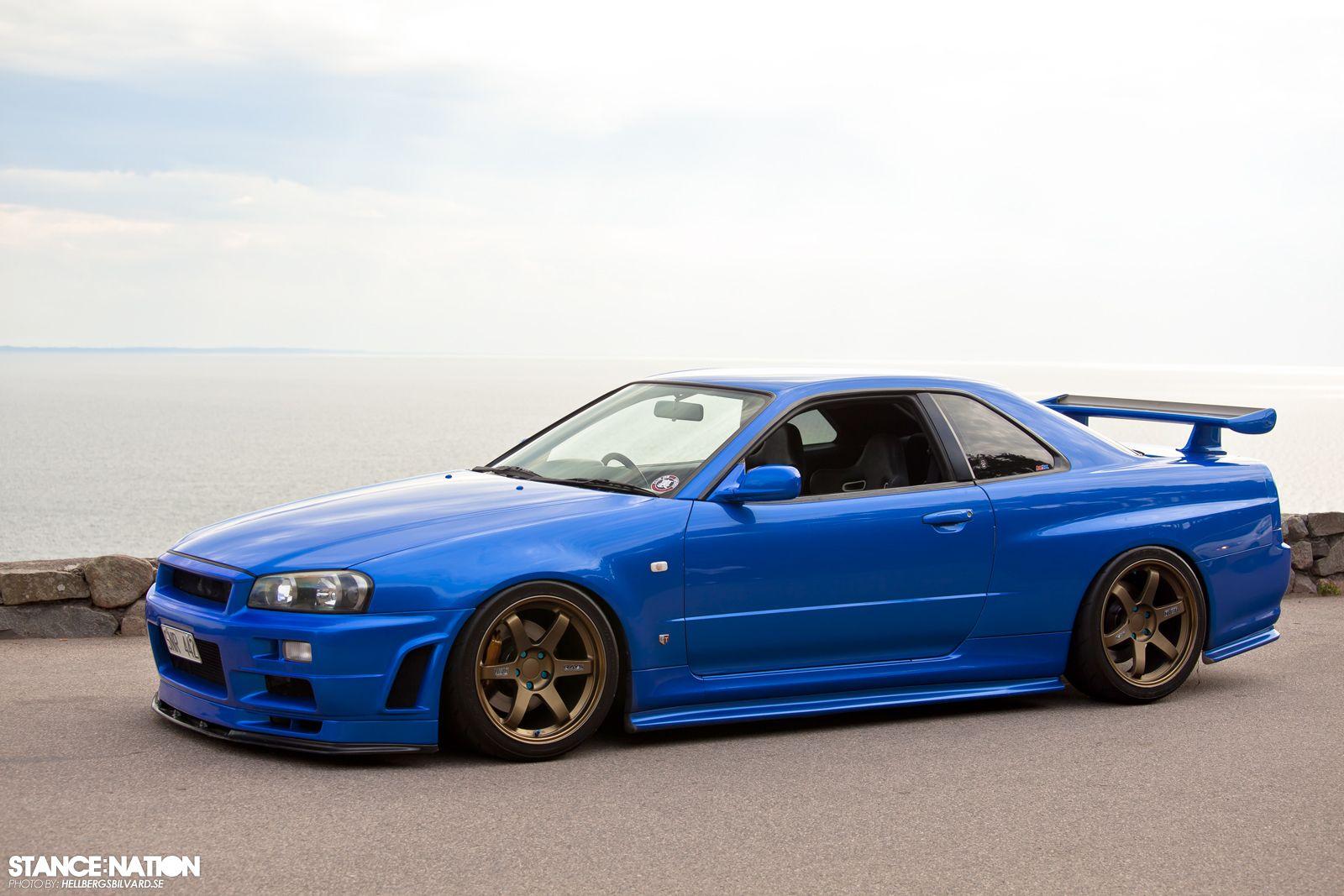 Nissan skyline gt r functionalitate si perfectiune japoneza