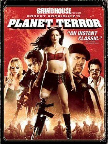 Watch Planet Terror (2007) online | Terror movies, Zombie