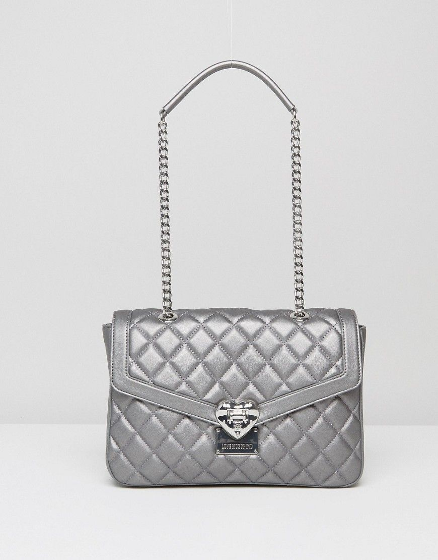 0990740e105d Love Moschino Quilted Shoulder bag
