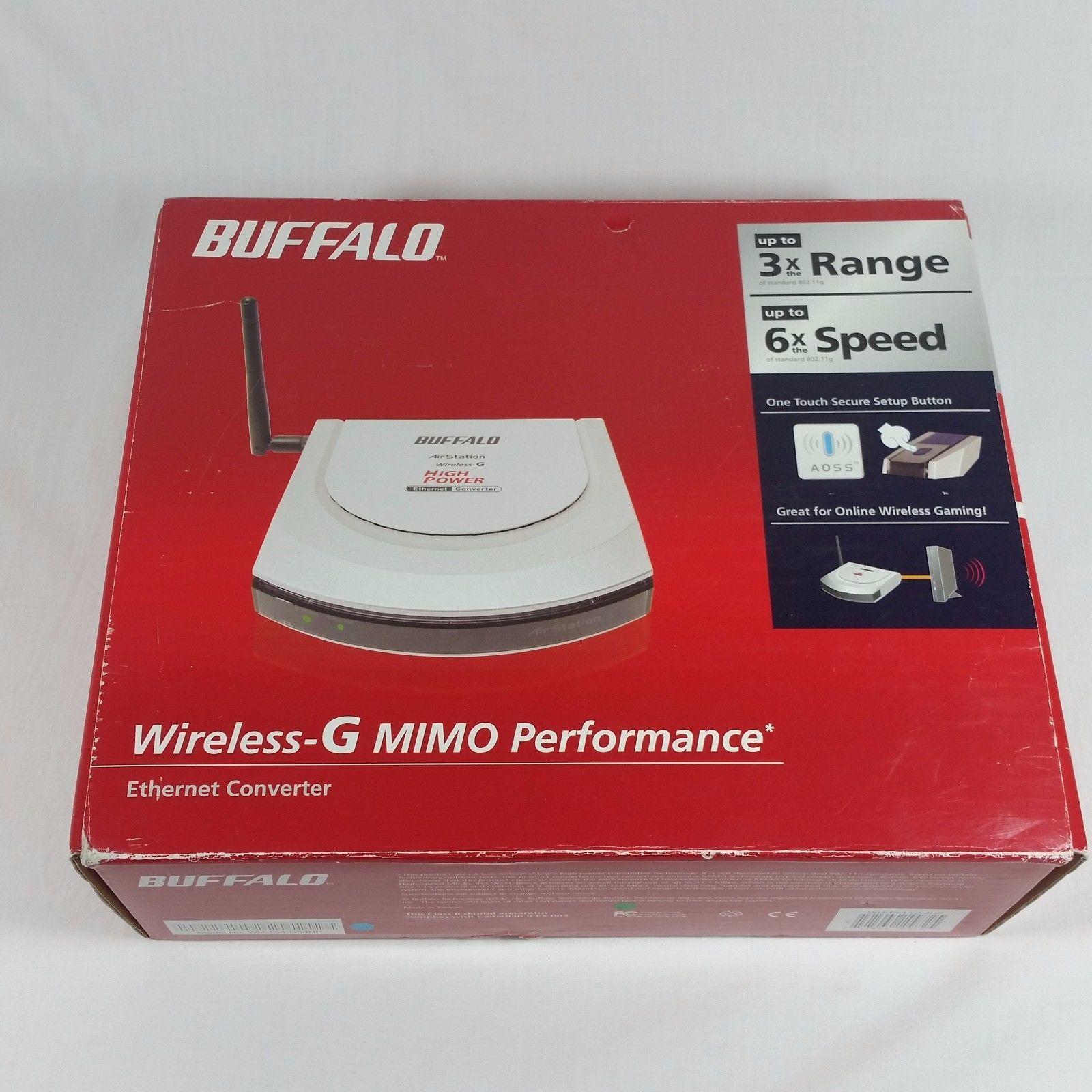 Buffalo airstation turbo g high power wli tx4 g54hp wireless buffalo airstation turbo g high power wli tx4 g54hp wireless ethernet converter keyboard keysfo Image collections