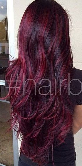 So wish I could pull this color off! Love it!! | Tinte ...