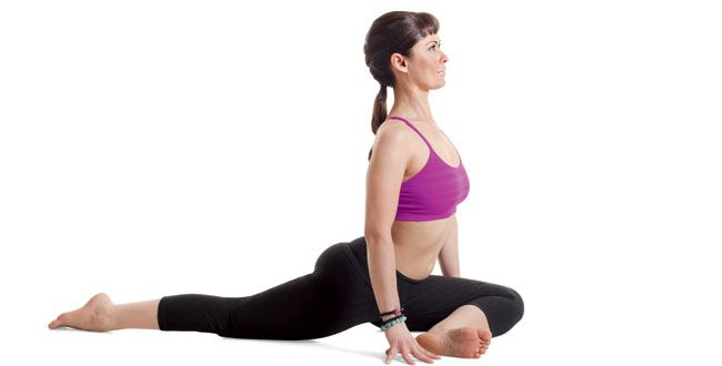 Hello beautiful: 10 yoga poses that make you feel gorgeous.