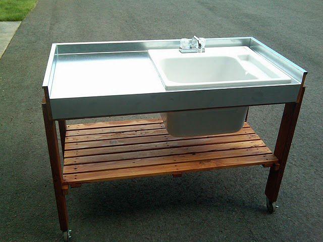 Diy Outdoor Garden Sink Outdoor Garden Sink Garden Sink Outdoor Sinks