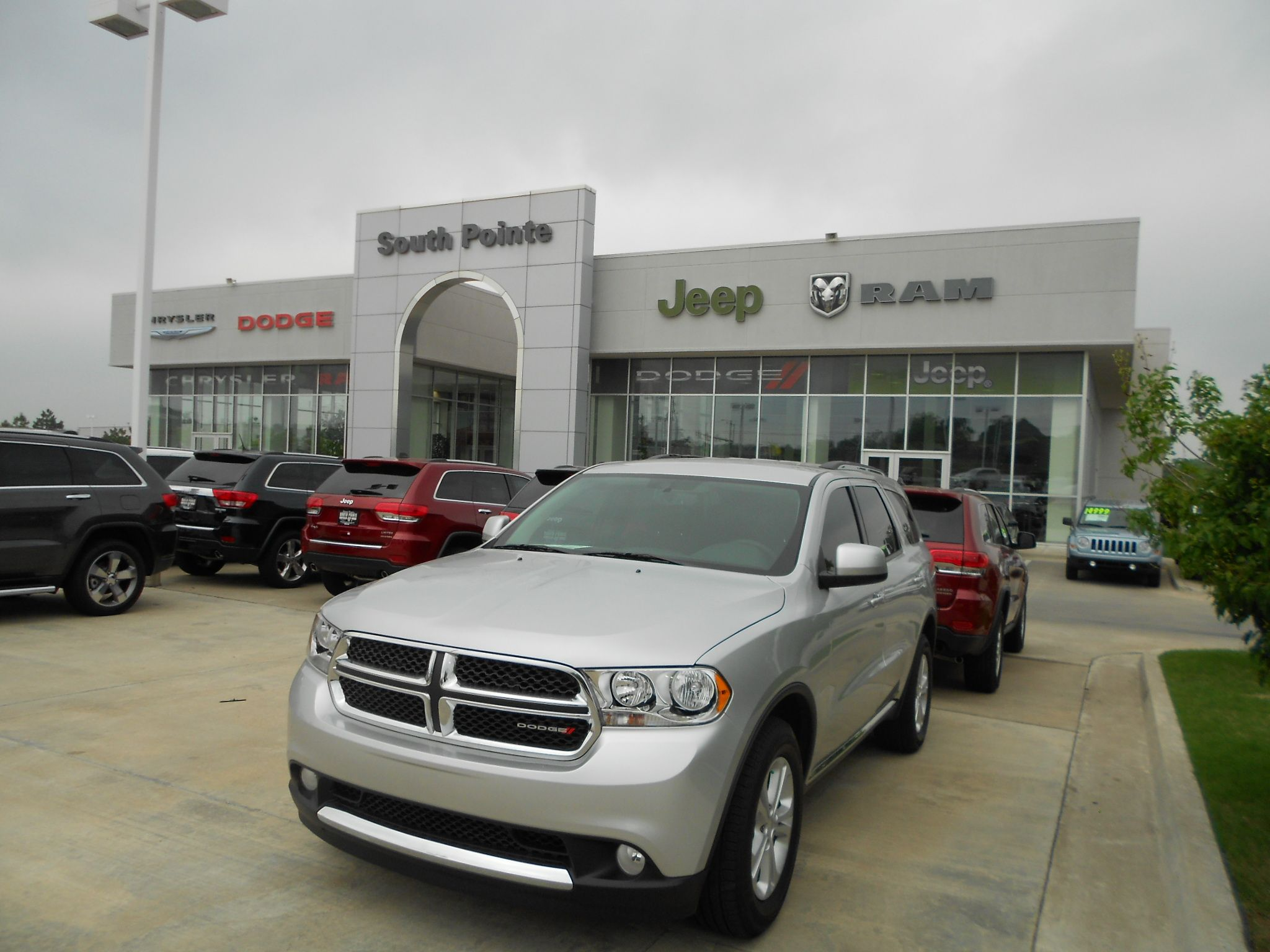 Lovely Welcome To South Pointe Chrysler Jeep Dodge  Tulsa, Oklahoma