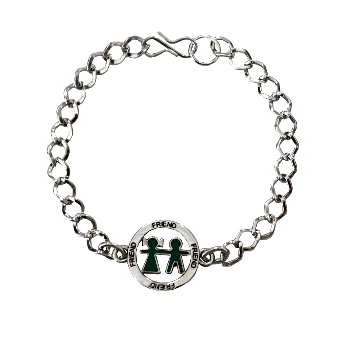 double wave friendship bracelet pattern, chevron