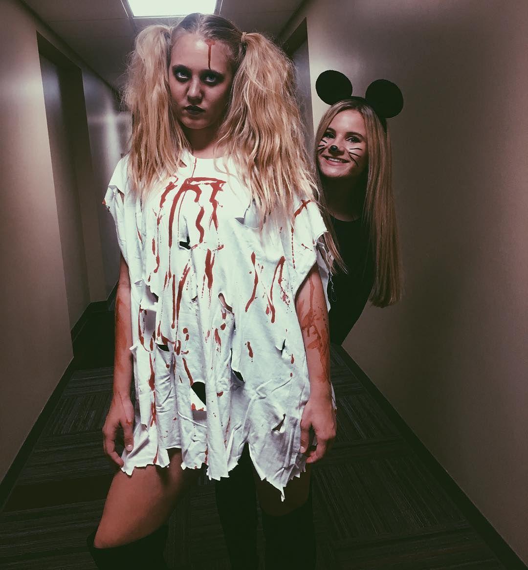29 Genius Last Minute College Halloween Costume Ideas for
