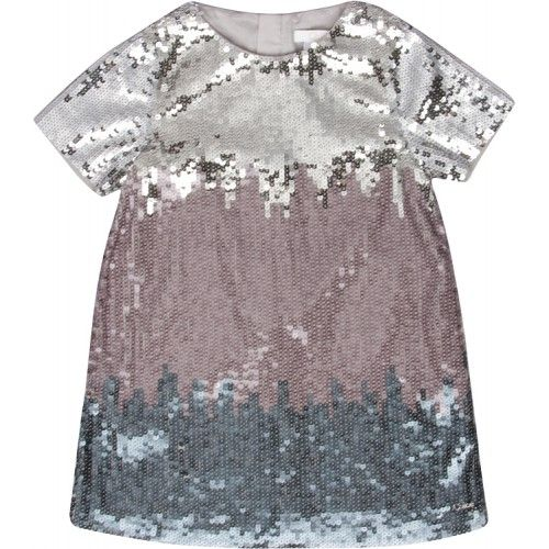 Chloe Sequin Party Dress