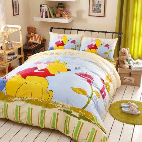 2015 New Classic Pooh Baby Bedding Piglet De Winnie Pooh Bedding