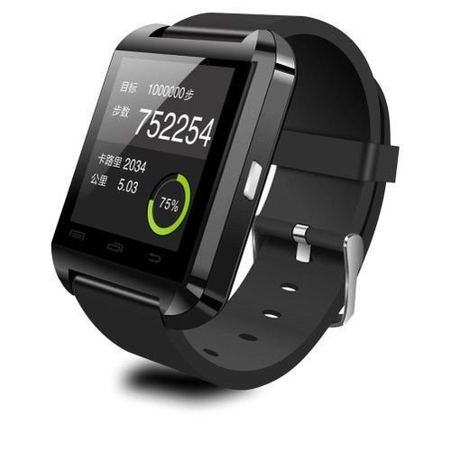 Bluetooth- Smart- Touch- Screen -Watch- Phone- for- Android System smartphones #Android