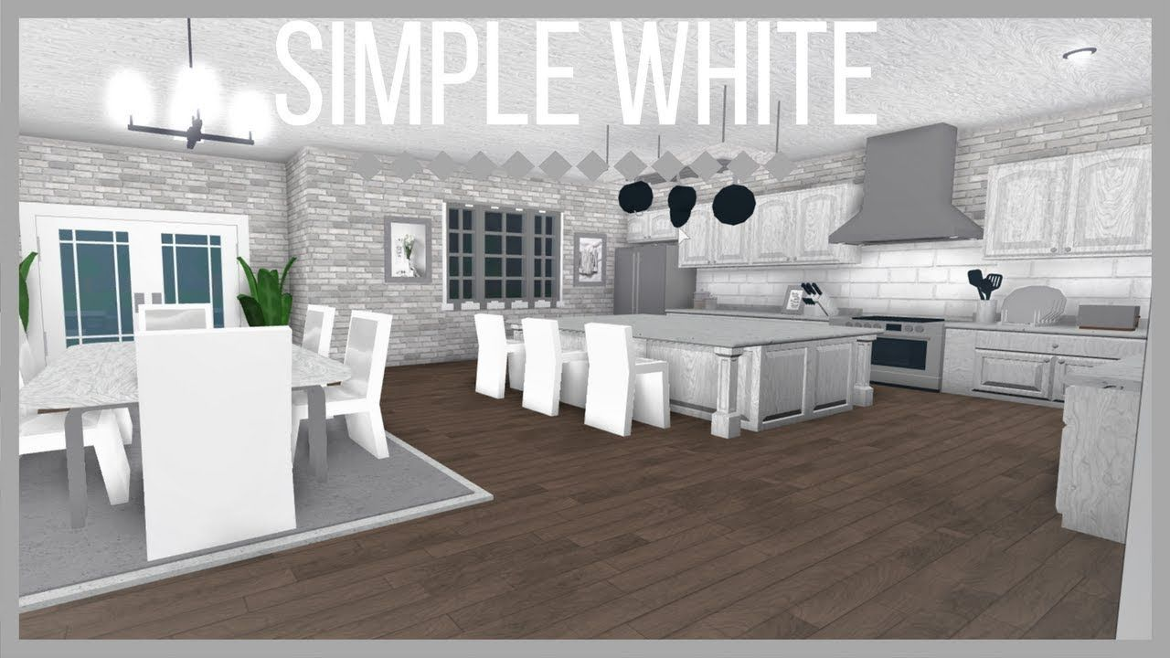 Modern Aesthetic Bloxburg Kitchen Ideas Modern Room Design White Kitchen Wallpaper Grey Kitchen Wallpaper