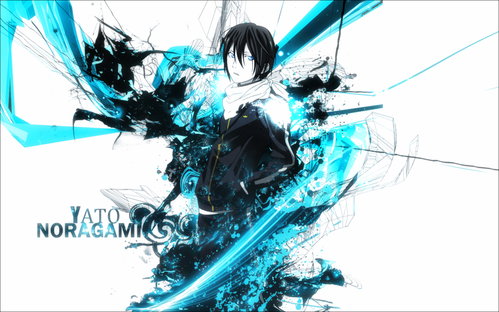 Wallpaper Yato Noragami By Jess1810 On Deviantart Noragami