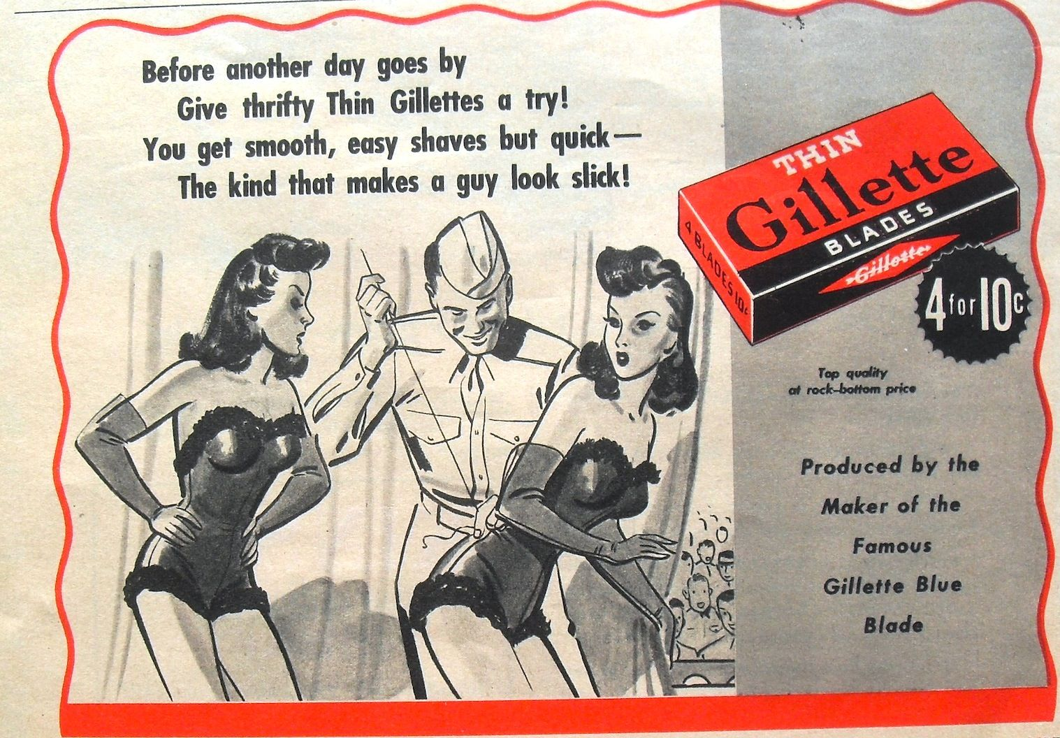 1940 advertisements |     SKOOL DAMAGE : Christian Montone