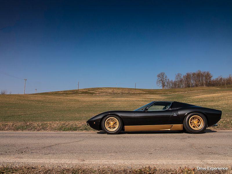 Lamborghini Miura Nera Davide Cironi Drive Experience C 1