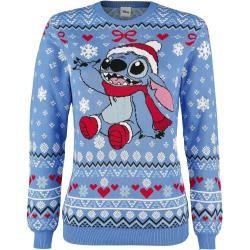 Die Eiskönigin Elsa WeihnachtspulloverEmp.de #stitchdisney