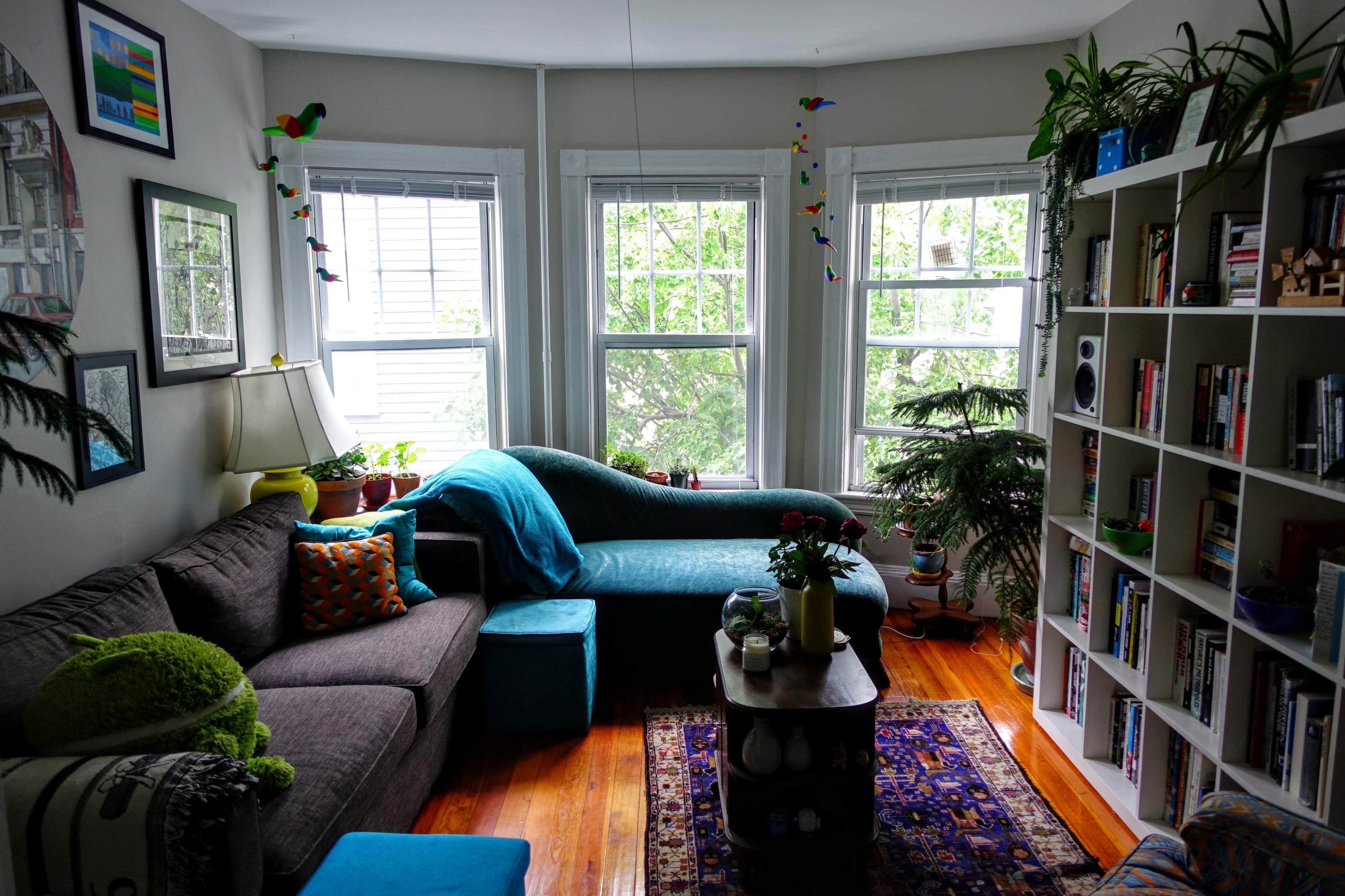A Playful u Colorful Cambridge Home u House Call Square feet