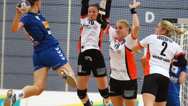 Vulkan-Ladies freuen sich auf das Derby bei den Trierer Miezen