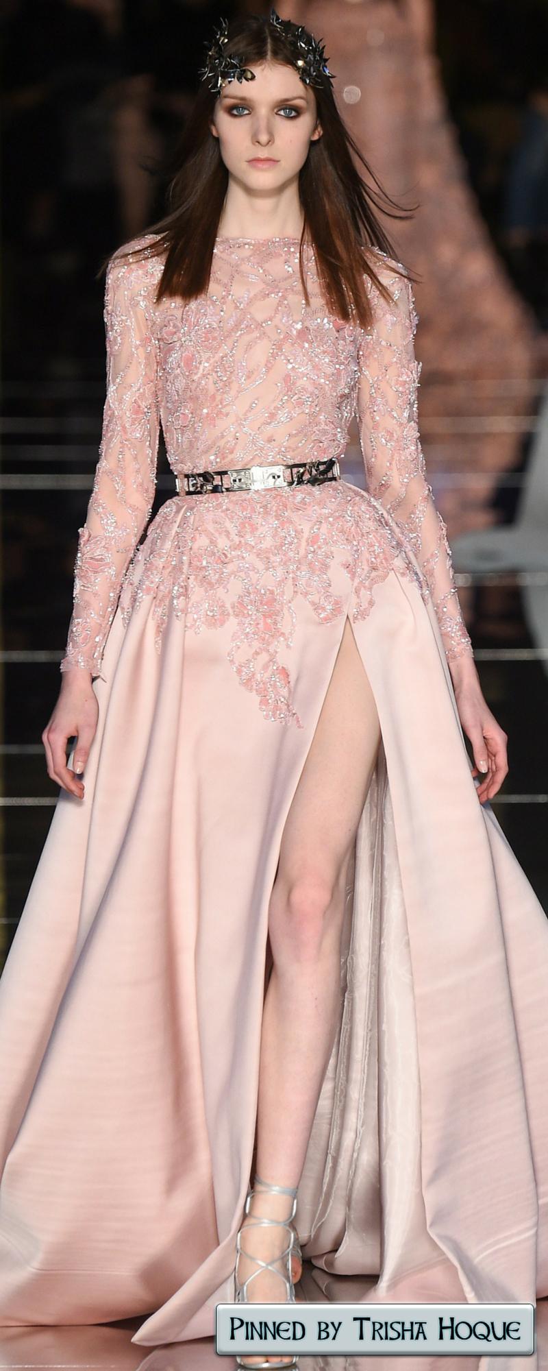 Zuhair Murad Spring 2016 Couture Fashion Show | Pinterest | Alta ...