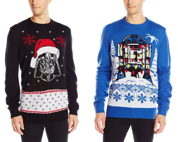 pull homme star wars