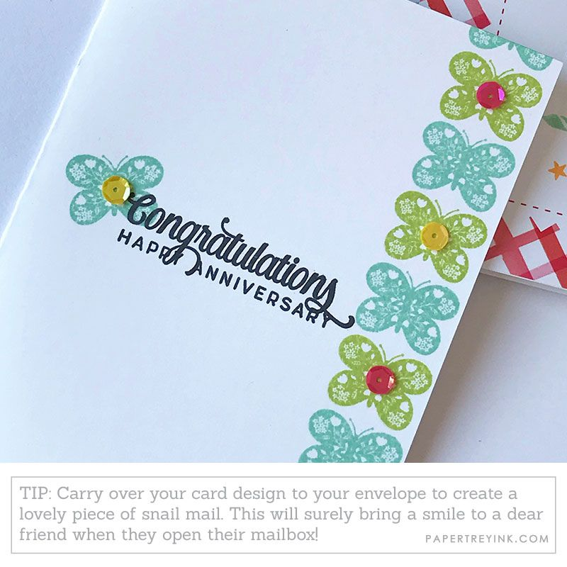 Quick Easy Card Making The New Gray Color Name Announcement