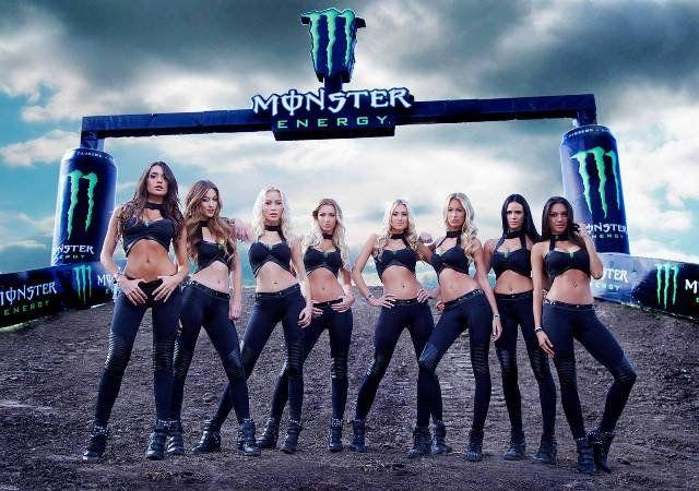 Pin on Monster Energy Girls