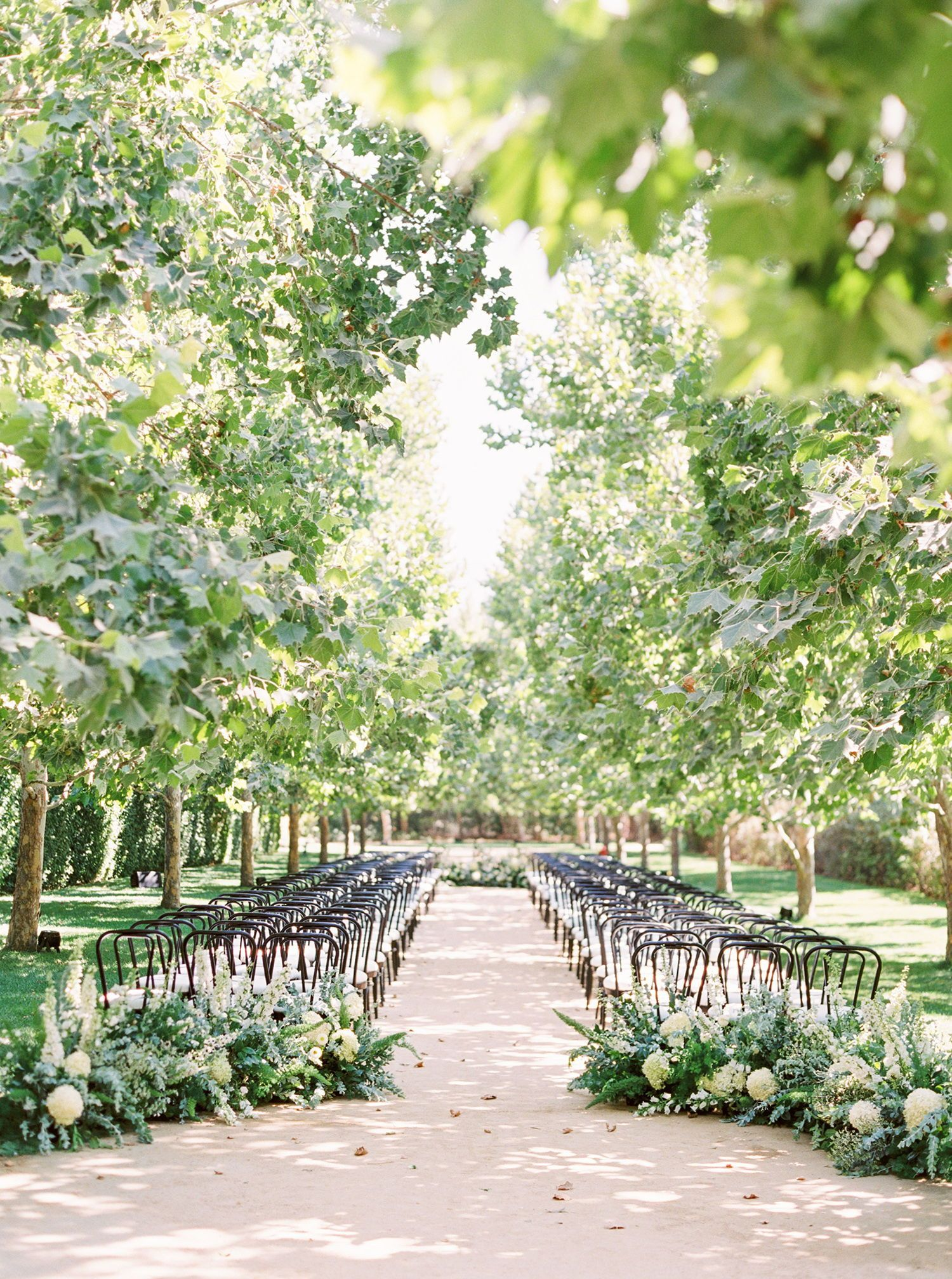 This wedding ceremony was held in the most beautiful wedding venue  with green trees and flowers surrounding it was absolutely romantic and beautiful The summer is partic...