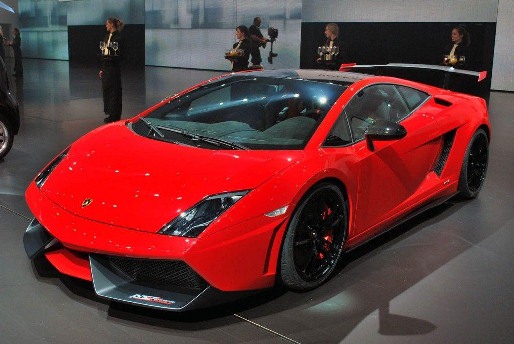 Amazing Lamborghini Gallardo LP 570 4 Super Trofeo Stradale