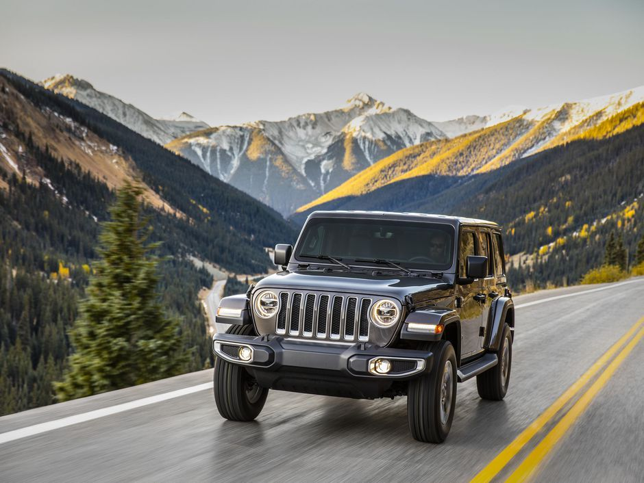 Jeep Wayout concept is cushy home away from home Jeep