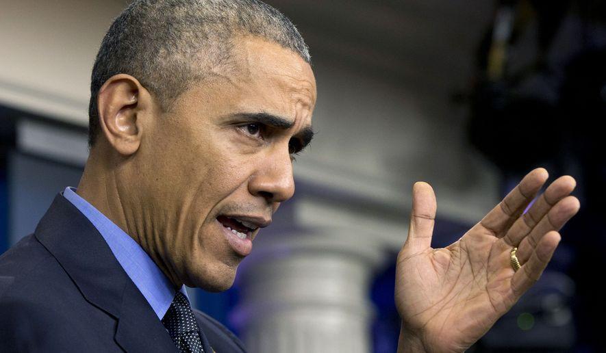 Obama can't close Guantanamo through executive action, despite threats - Washington Times