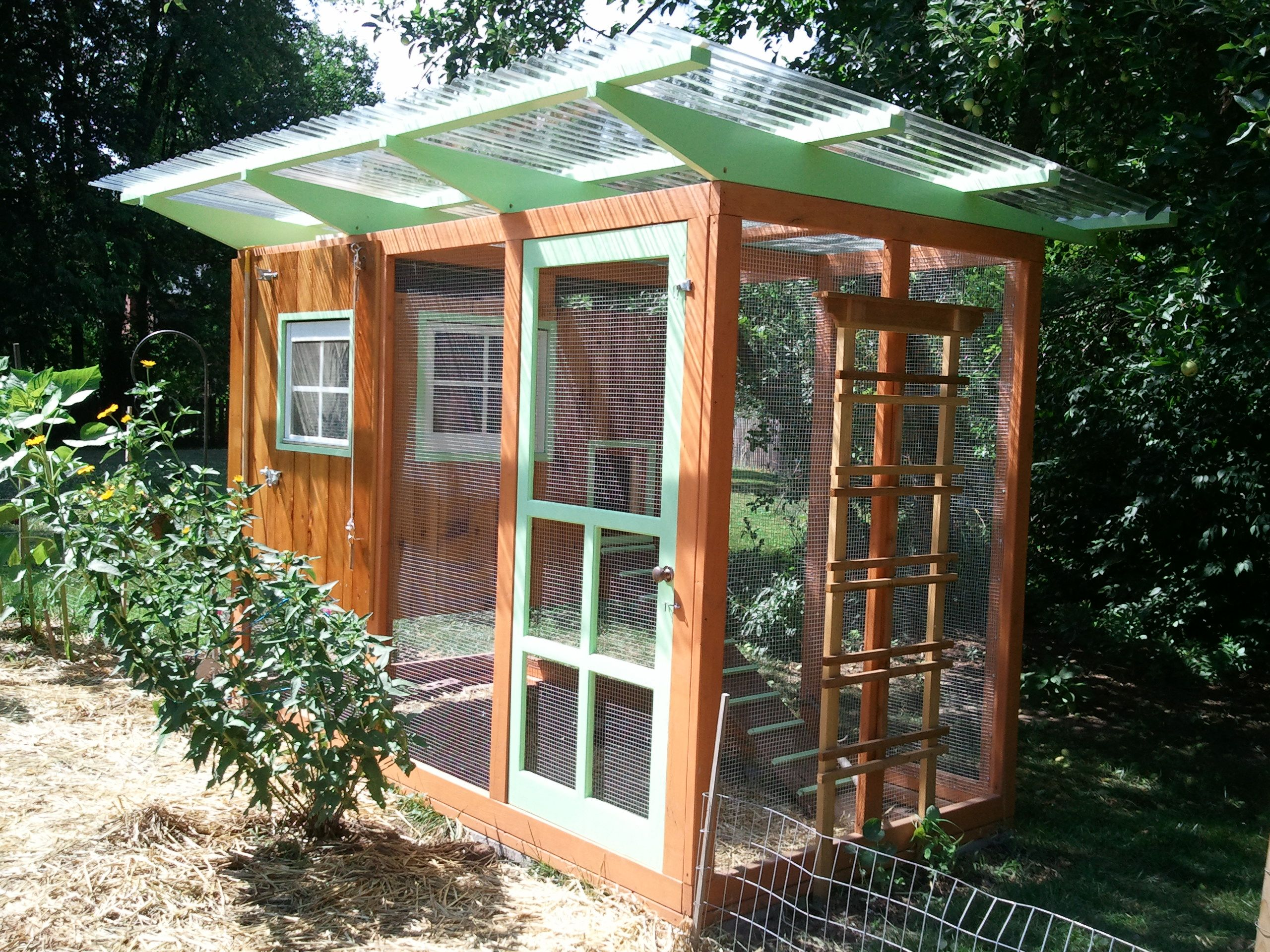 Bluegrass Coop | Pictures of chicken coops, Chickens ...