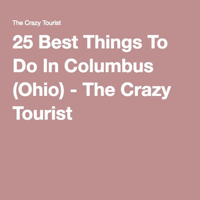 places to hook up in columbus ohio