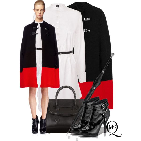"""""""two tone"""" by monchanel on Polyvore"""