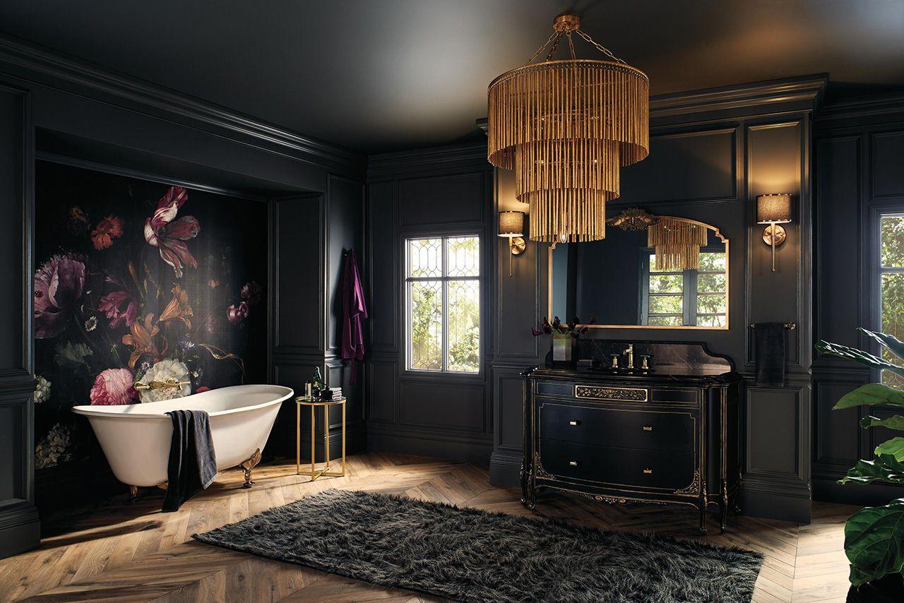 Brizo S Invari Bath Collection Integrates Edwardian Elegance With Machine Age Sensibility Design Milk Design Timeless Design