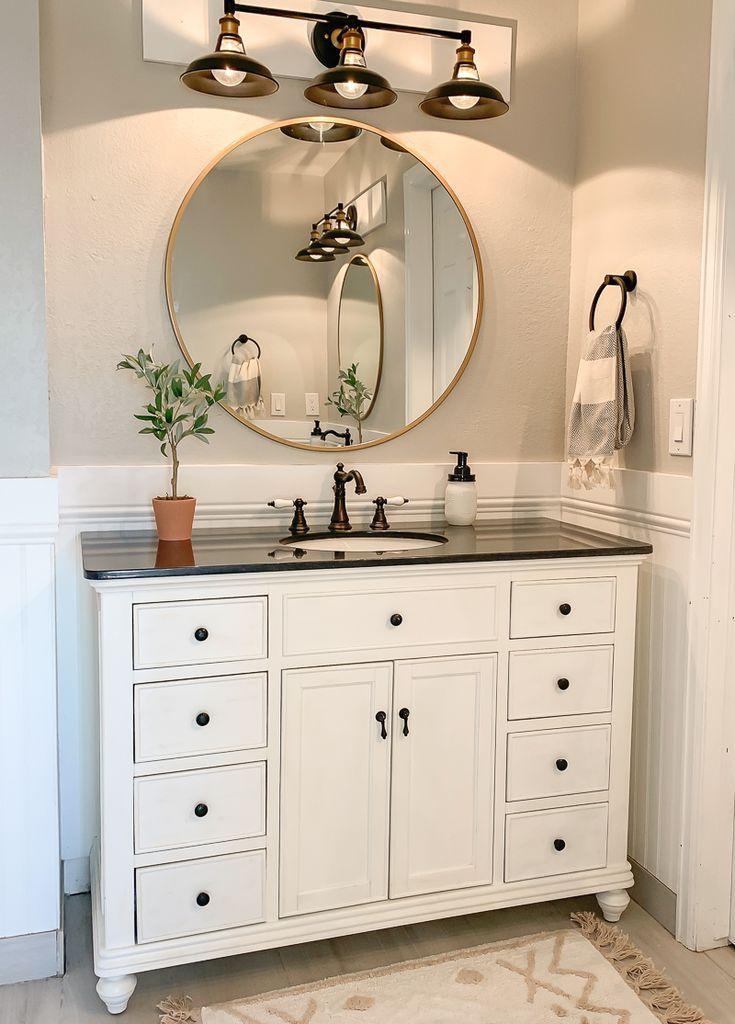 Photo of Master bathroom makeover