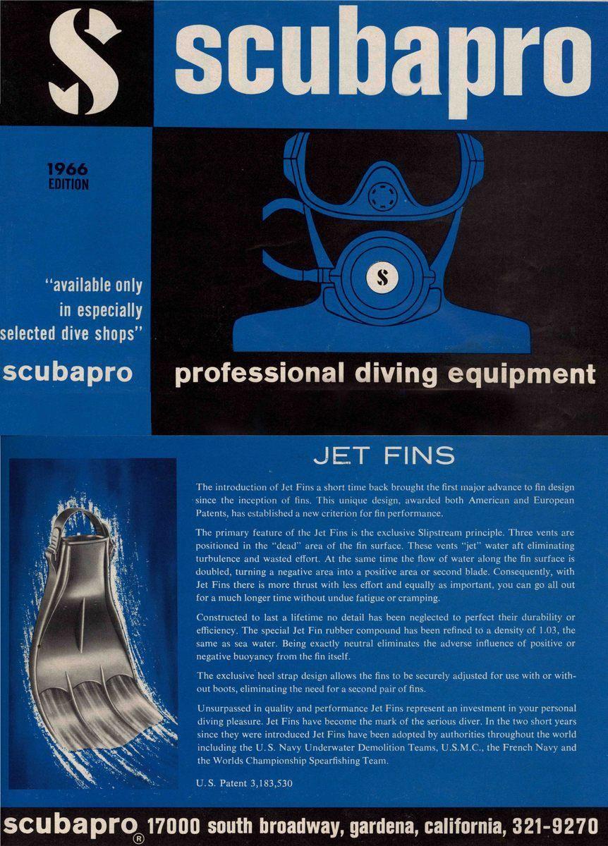 Scubapro 1966 Diving Diving School Scuba Diving Certification
