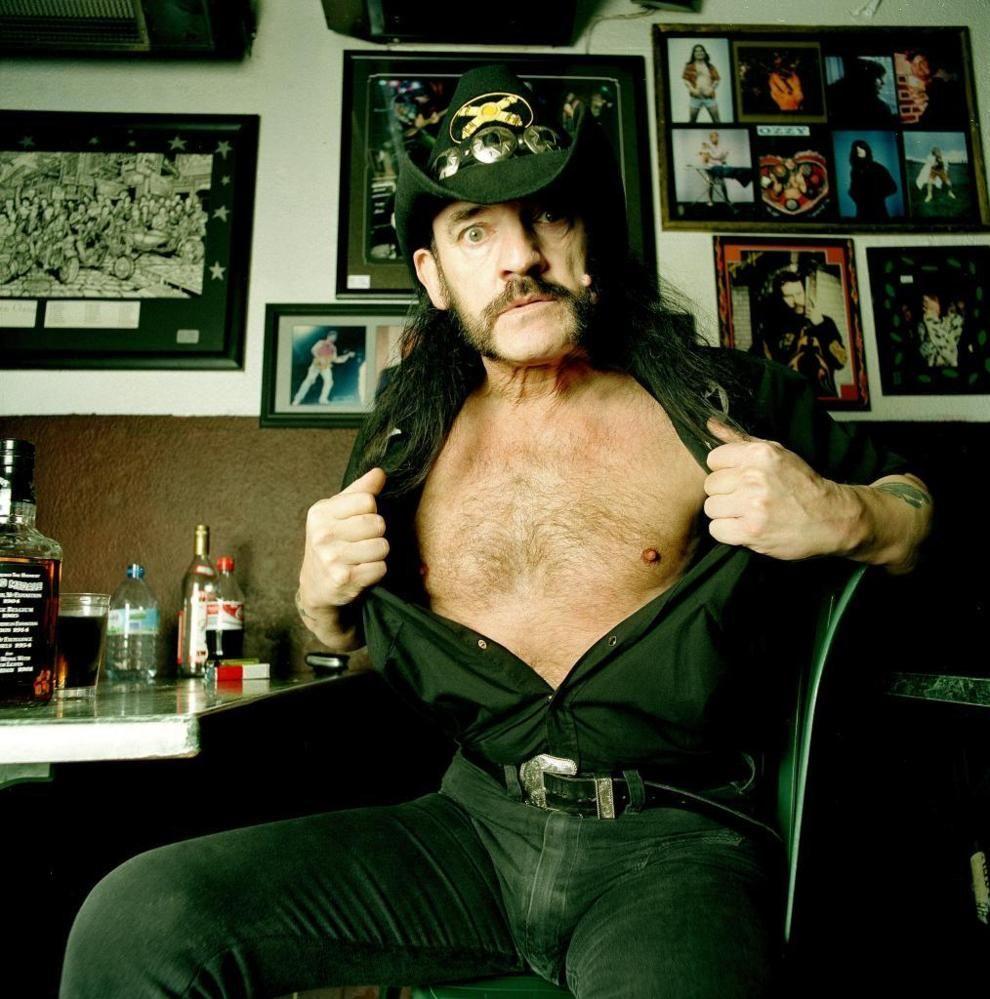 Lemmy se despide en su bar | Cultura | EL MUNDO