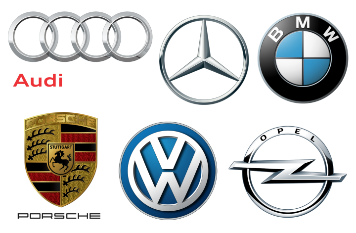 German Car Brands Logos Car Brands Logos German Cars Luxury Car Brands