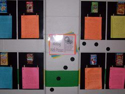 Persuasive Writing-Students use their favorite cereals to learn all about persuasive writing.